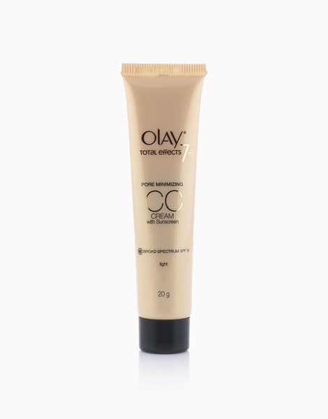 Olay Total Effects 7 in 1 Pore Minimizing CC Cream Broad Spectrum SPF 15 (20g)  by Olay | Light