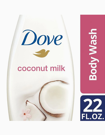 Dove Purely Pampering Body Wash Coconut Milk 22oz by Dove