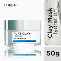 Hydrating Pure Clay Mask by L'Oréal Paris