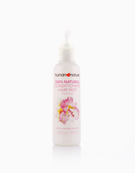Conditioning Hair Mist in Tropical Bloom (100ml) by Human Nature