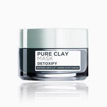 Pure Clay Mask: Detoxify by L'Oréal Paris