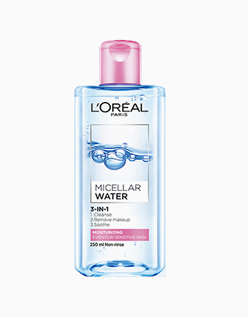Micellar Water Moisturizing 3-in-1 (250ml) by L'Oréal Paris