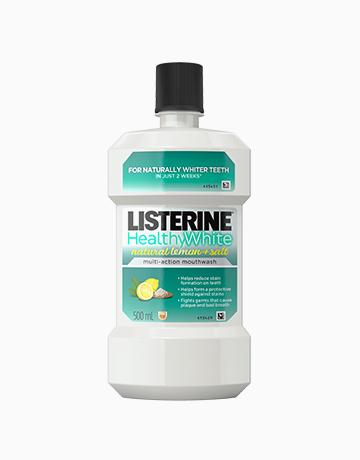 Listerine Healthy White 500ml by Listerine