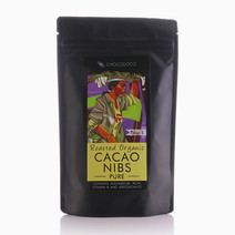 Roasted Cacao Nibs (150g) by Chocoloco