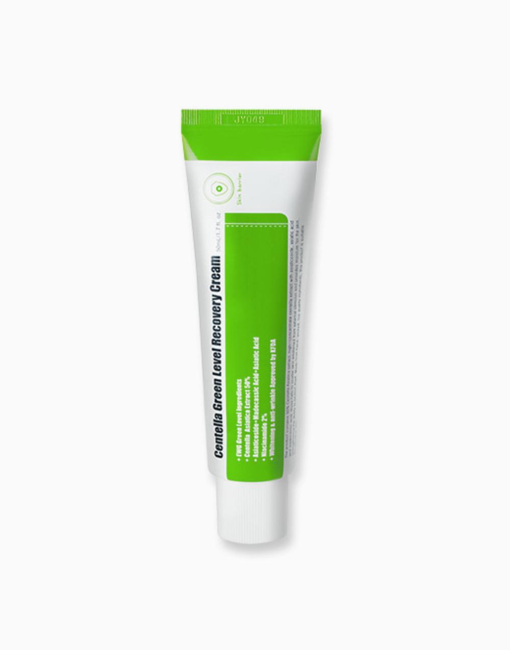 Centella Green Level Recovery Cream by Purito