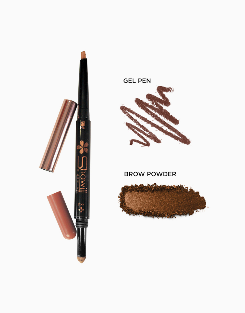 Charm Exquisite Eyebrows by Shawill Cosmetics | #2