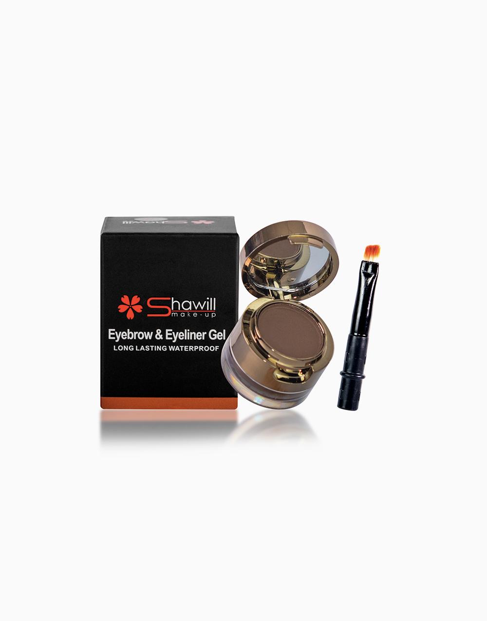 Eyebrow & Eyeliner Gel by Shawill Cosmetics |