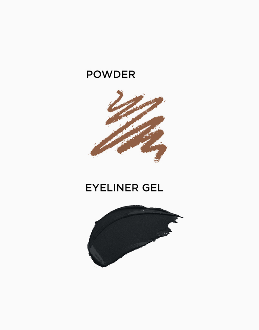 Eyebrow & Eyeliner Gel by Shawill Cosmetics  