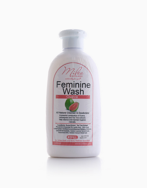 Guava Feminine Wash Refill (200ml) by Milea