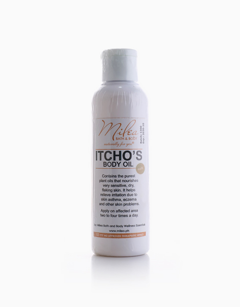 Itcho's Body Oil (100ml) by Milea