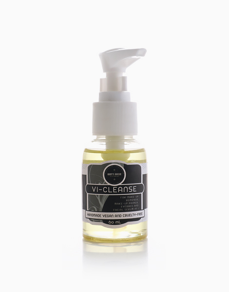 Vitamin Cleansing Oil for Eye and Makeup by Abby's House Of Glycerin