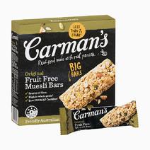 Fruit Free Muesli Bar by Carman's