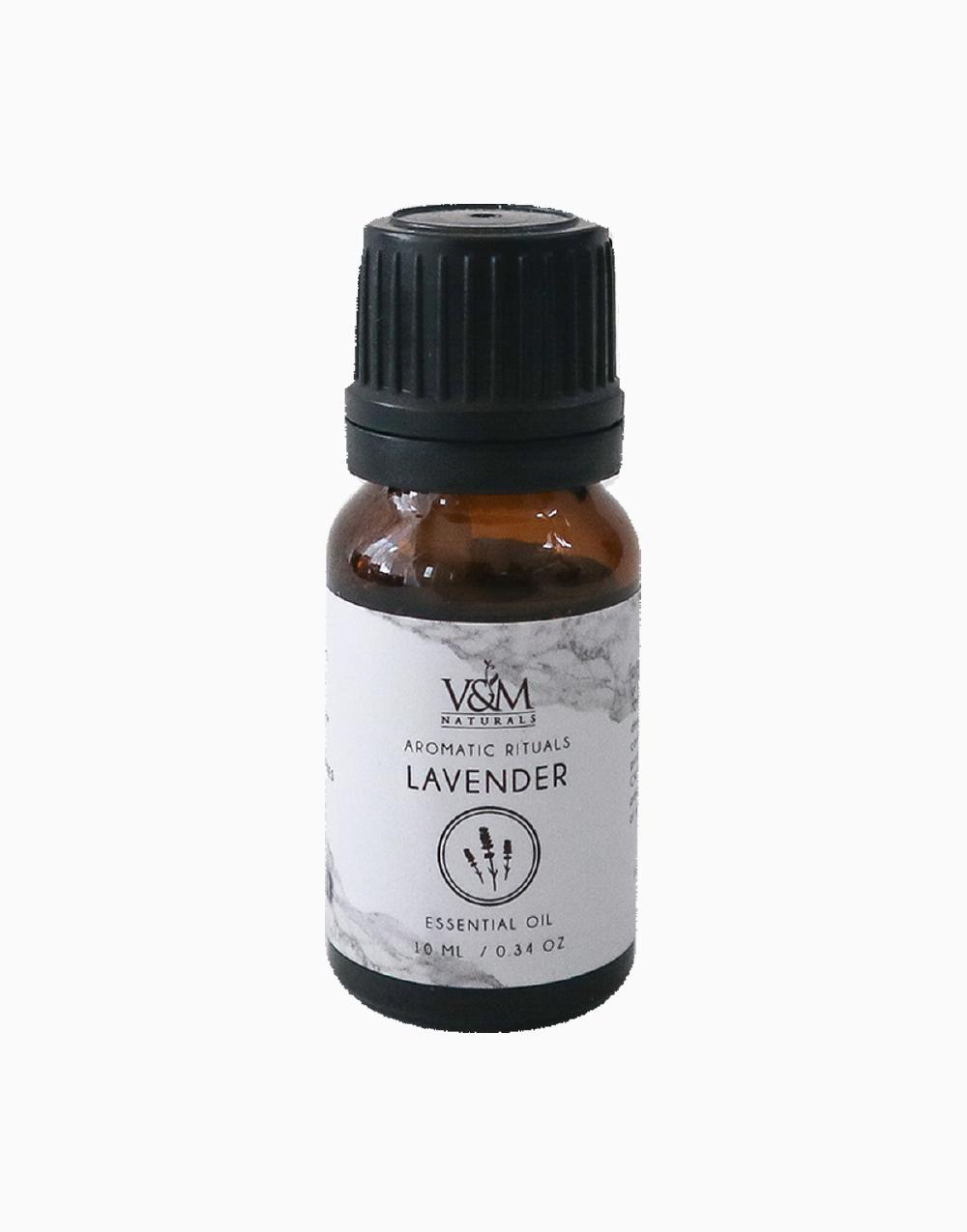 Lavender Essential Oil by V&M Naturals
