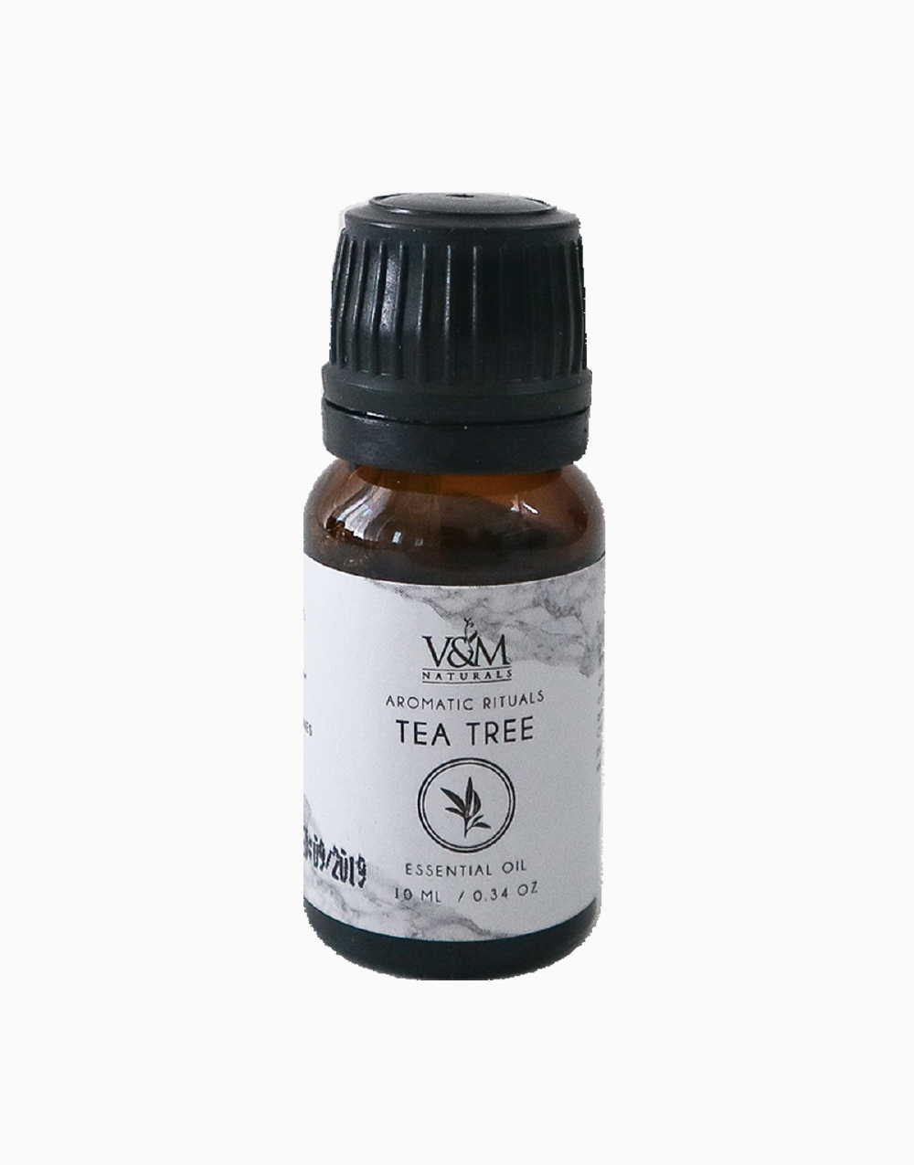 Tea Tree Essential Oil by V&M Naturals