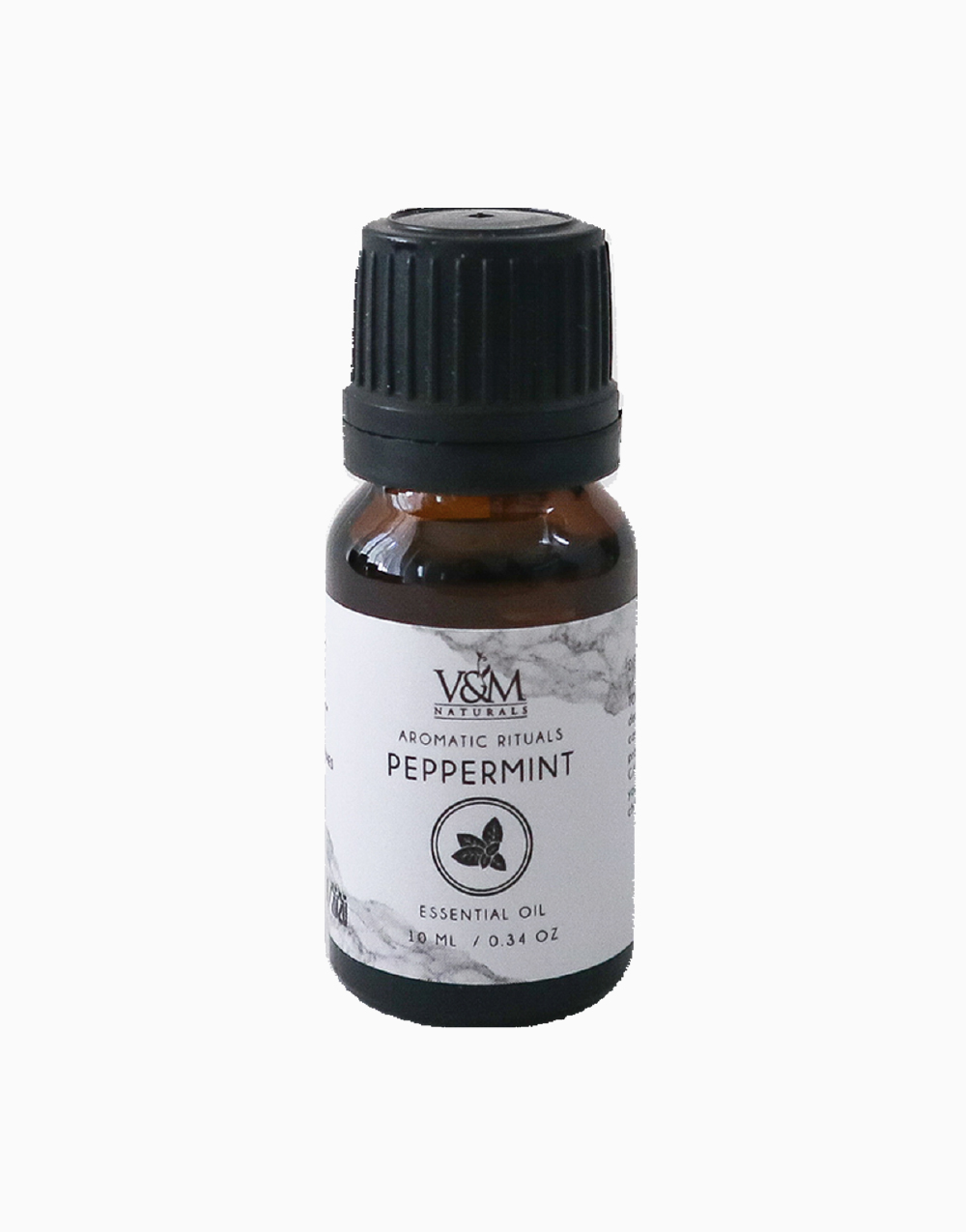 Peppermint Essential Oil by V&M Naturals