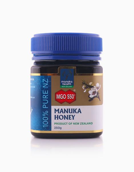 MGO 550+ Manuka Honey 25+ (250g) by Manuka Health
