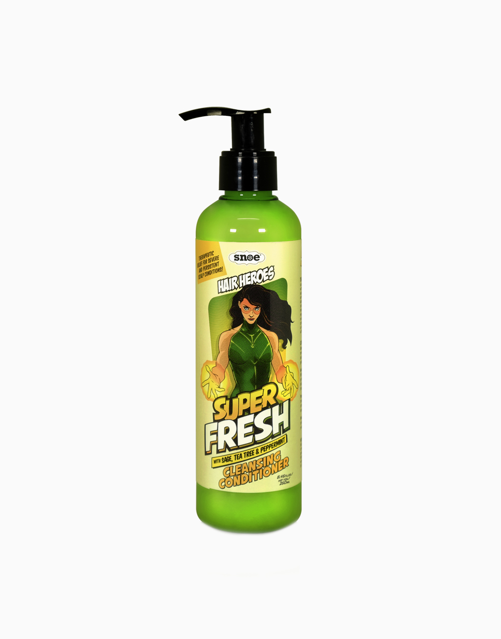 Hairheroes Super Fresh 5 in 1 Cleansing Conditioner by Snoe Beauty