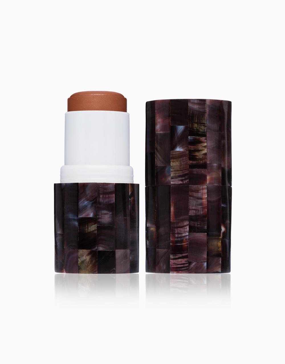 "Boldly ""Glow"" Coconut Oil Skin Bloom Blush Stick by VMV Hypoallergenics | Heat"