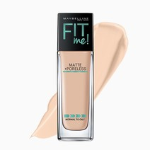 Fit Me Matte Poreless Liquid Foundation by Maybelline