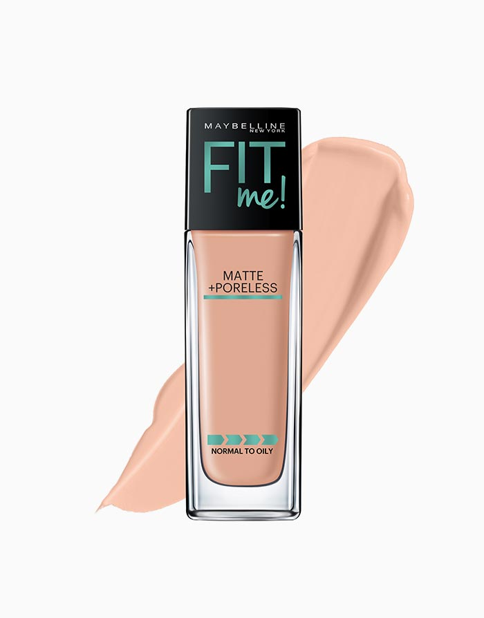 Fit Me Matte Poreless Liquid Foundation by Maybelline | 222 True Beige