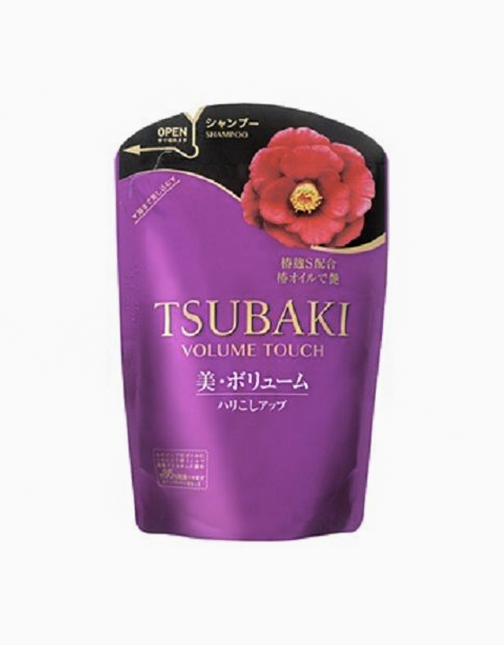 Volume Touch Shampoo Refill by Shiseido