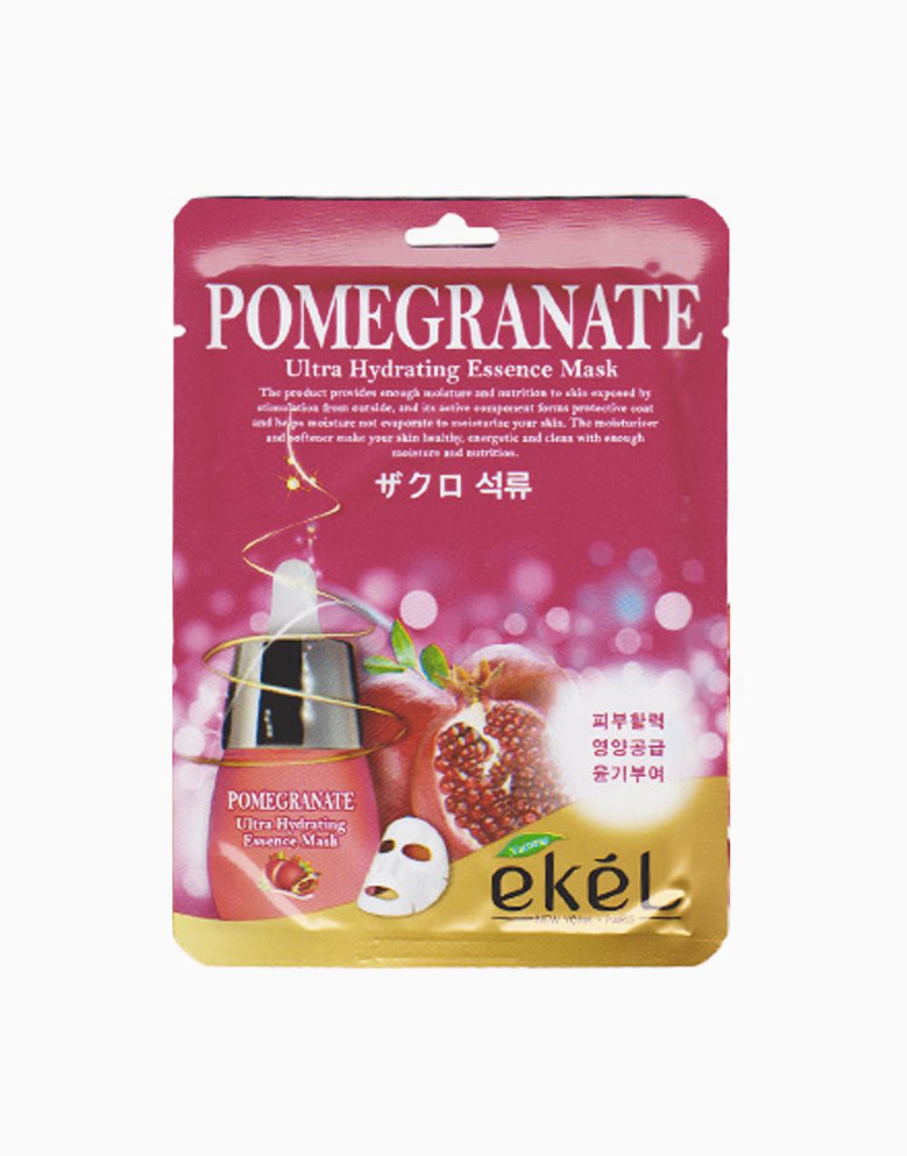 Pomegranate Mask by Ekel
