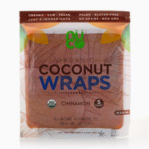 Cinnamon Organic Coconut Wraps by Nuco
