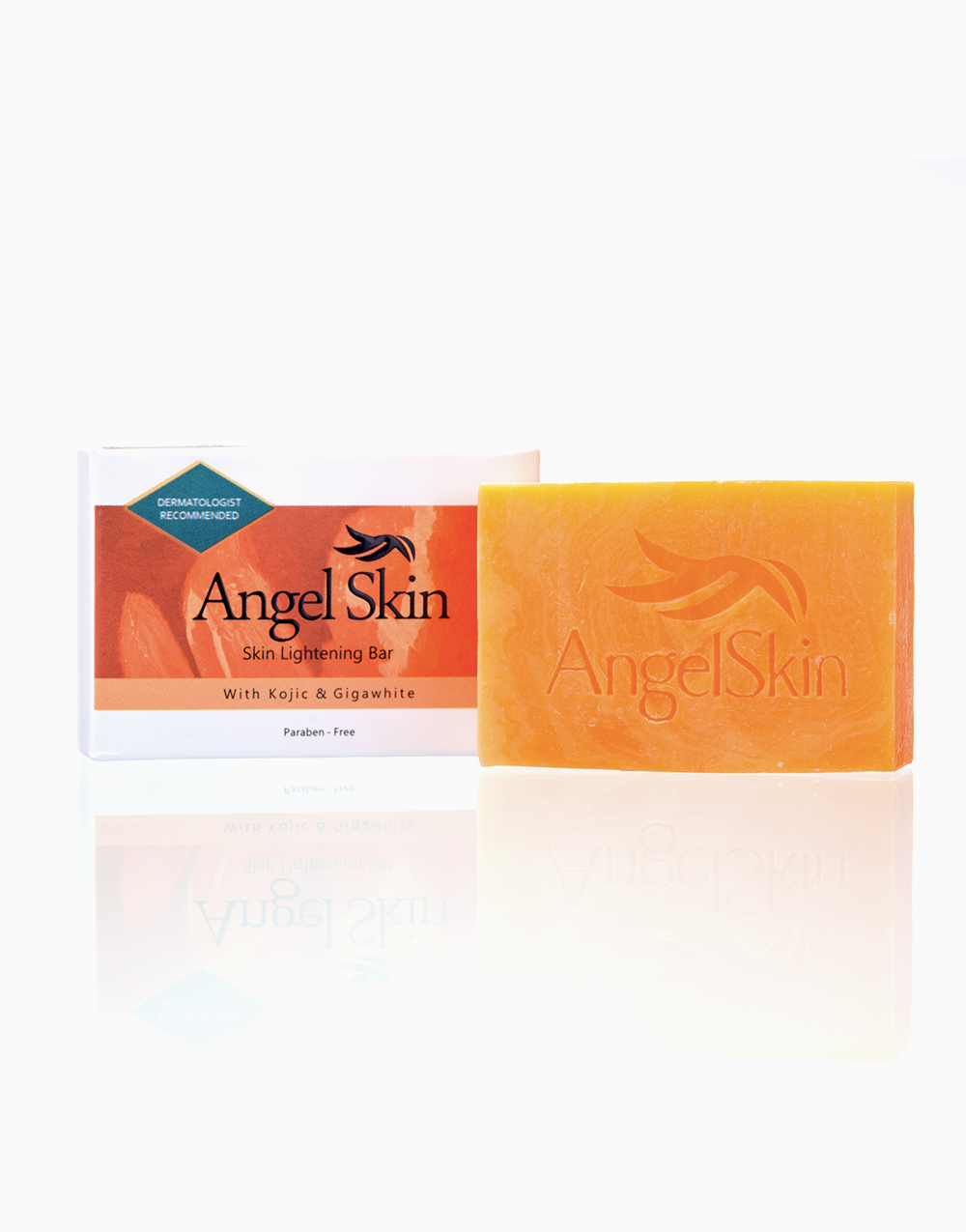Skin Lightening Bar with Kojic & Gigawhite (Best Seller) by Angel Skin