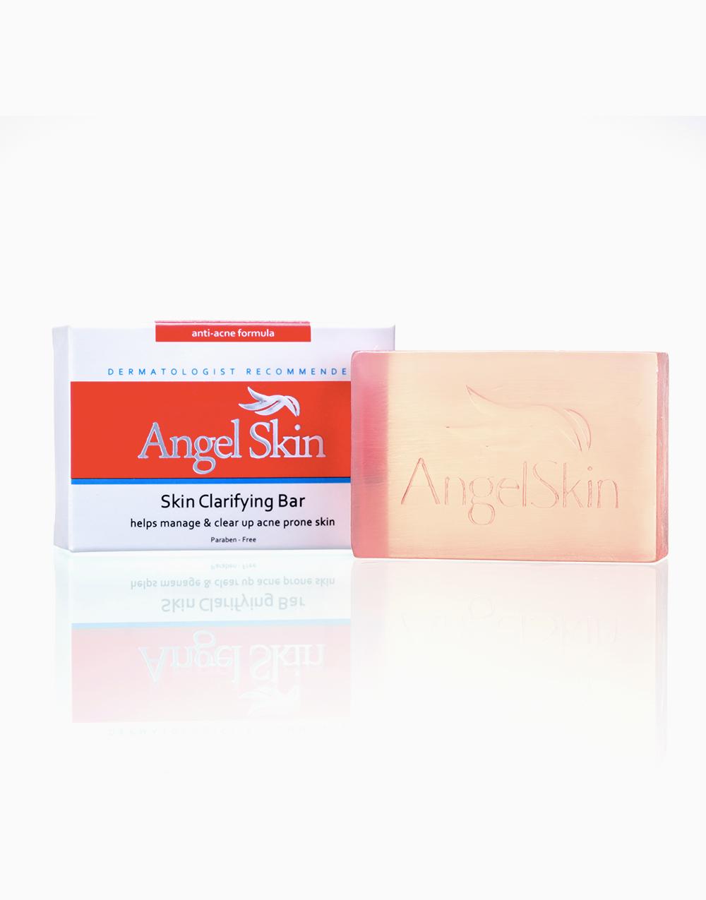 Anti-Acne Formula Skin Clarifying Bar (Red Strip) by Angel Skin
