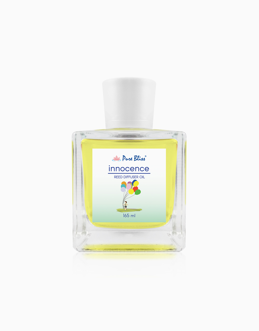 Innocence Reed Diffuser Oil (165ml) by Pure Bliss