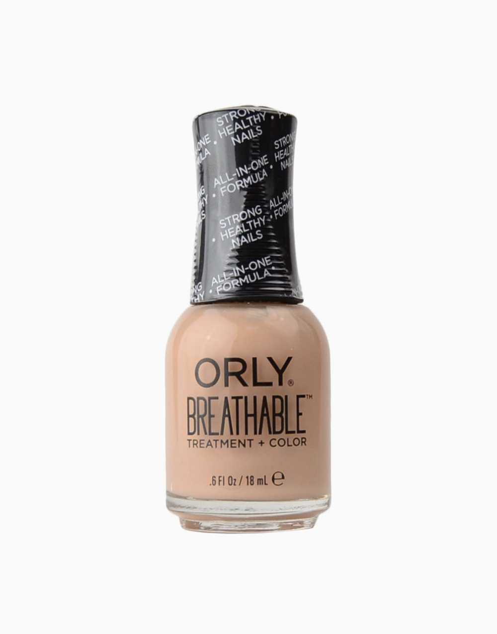 Breathable Nail Lacquer by Orly   Nourishing Nude