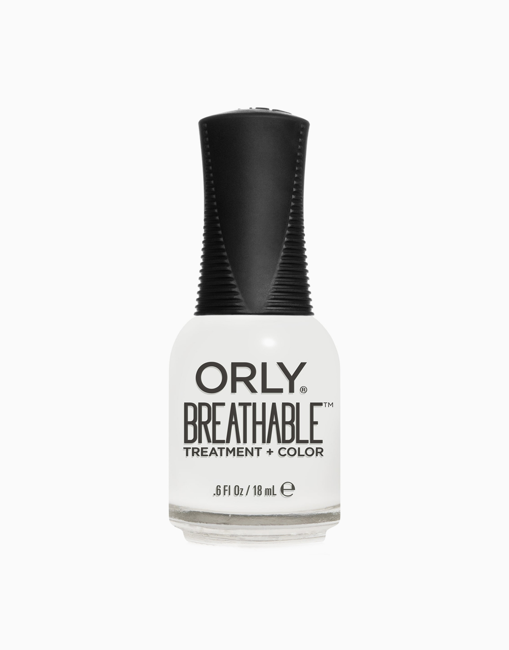 Breathable Nail Lacquer by Orly | White Tips