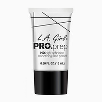 La colors pro. prep hd.high definition smoothing face primer