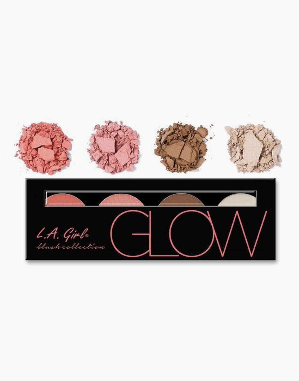 Beauty Brick Blush by L.A. Girl | Glow