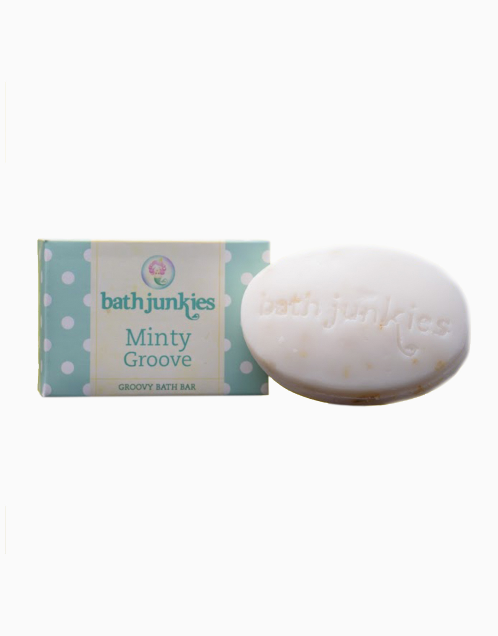 Minty Groove Groovy Bath Bar by Bath Junkies