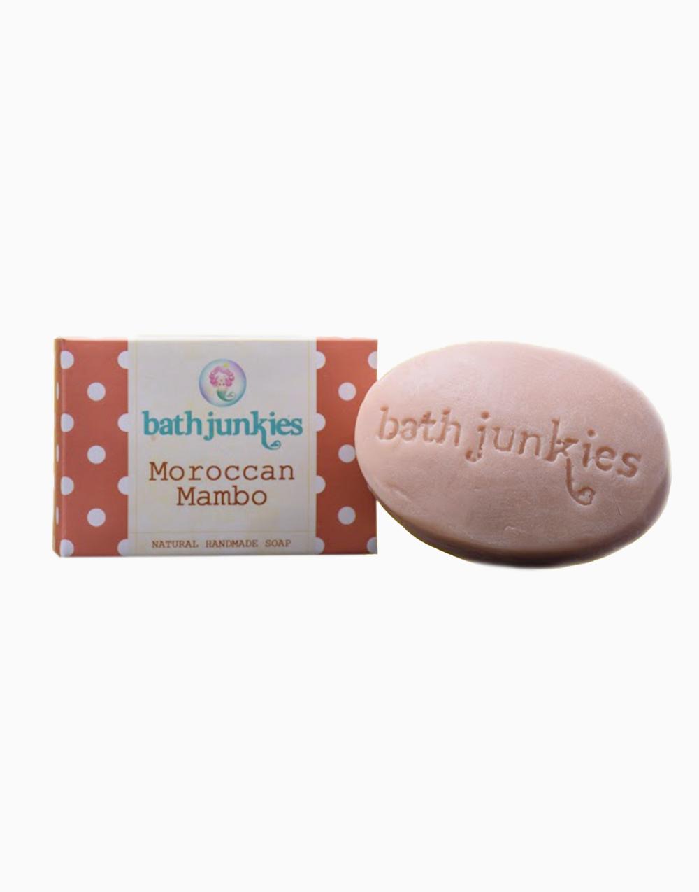 Moroccan Mambo Groovy Bath Bar by Bath Junkies