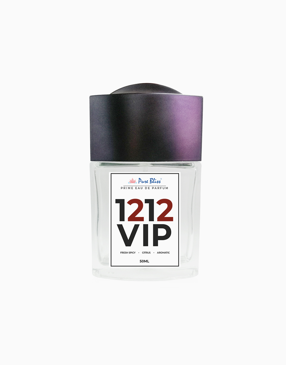 1212 VIP Prime Eau de Parfum (50ml) by Pure Bliss
