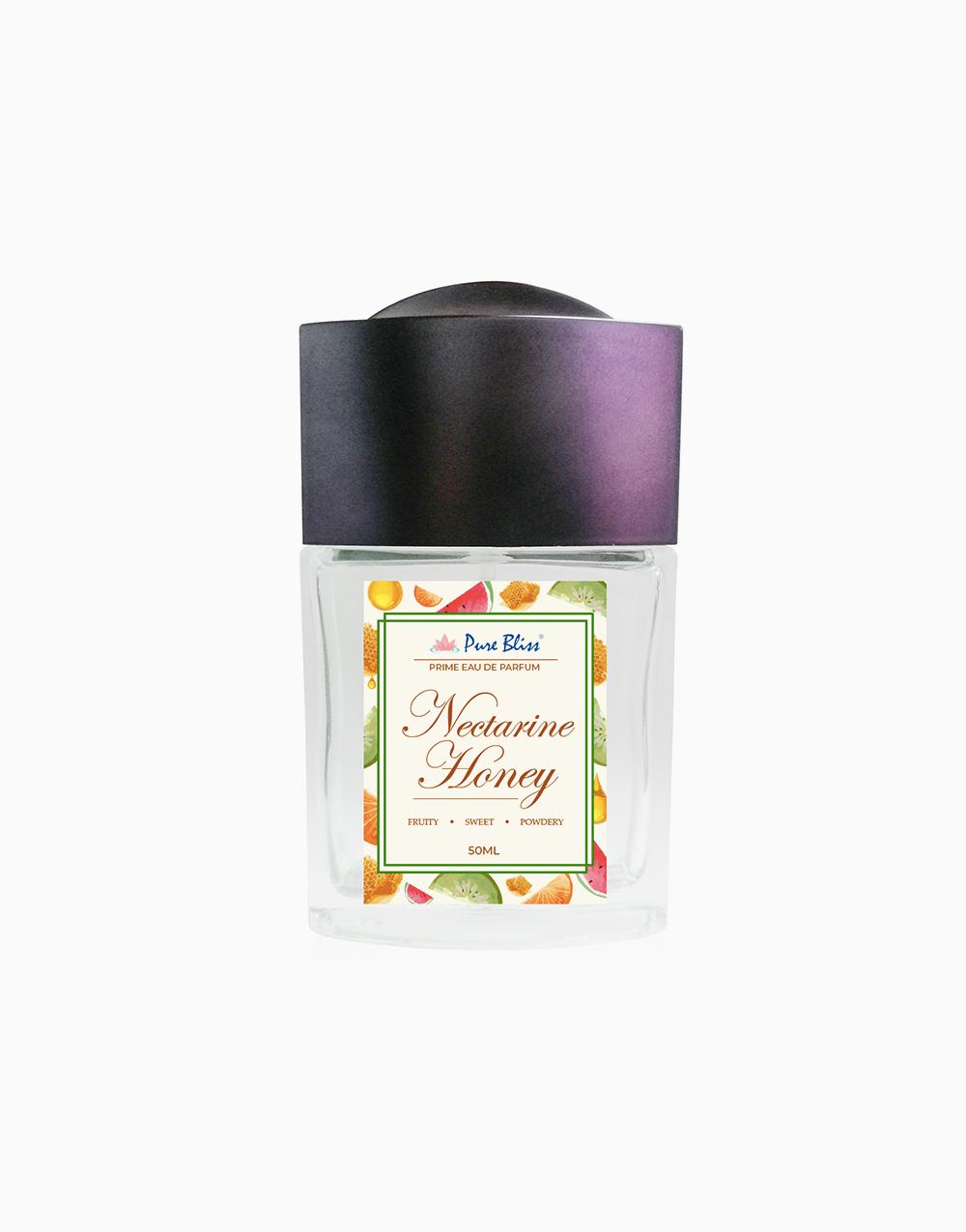 Nectarine Honey Prime Eau de Parfum (50ml) by Pure Bliss