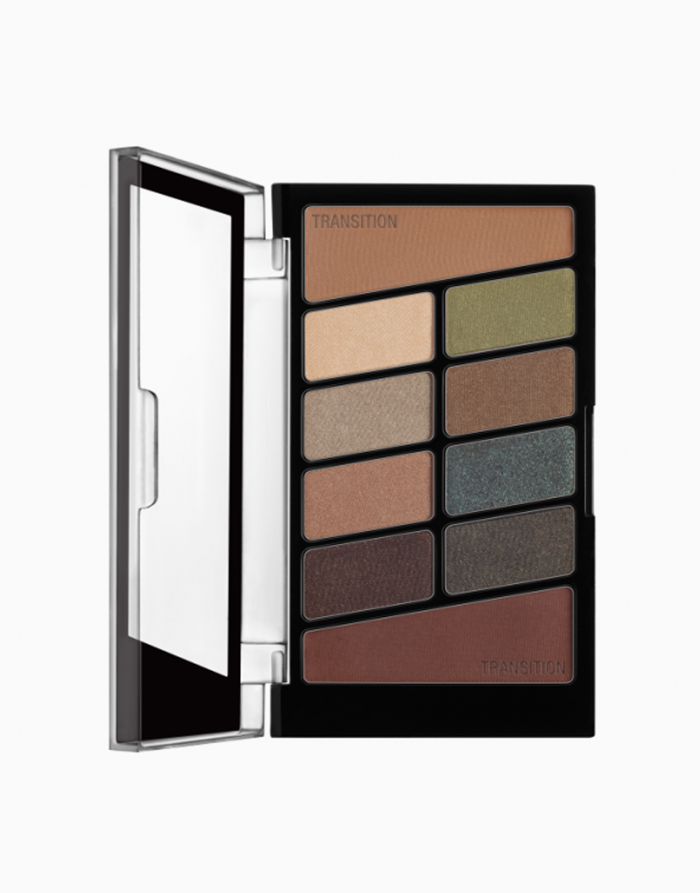 Color Icon Eyeshadow 10-Pan Palette by Wet n Wild | Comfort Zone