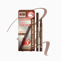 K palette real lasting eyebrow liner 01 natural brown