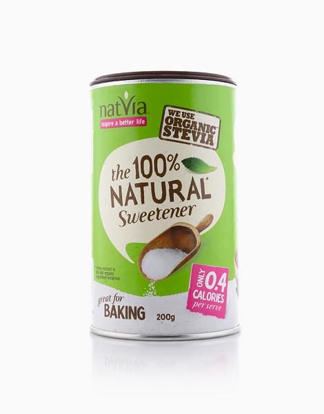 Natvia Organics Stevia Canister (200g) by Natvia Organic Stevia