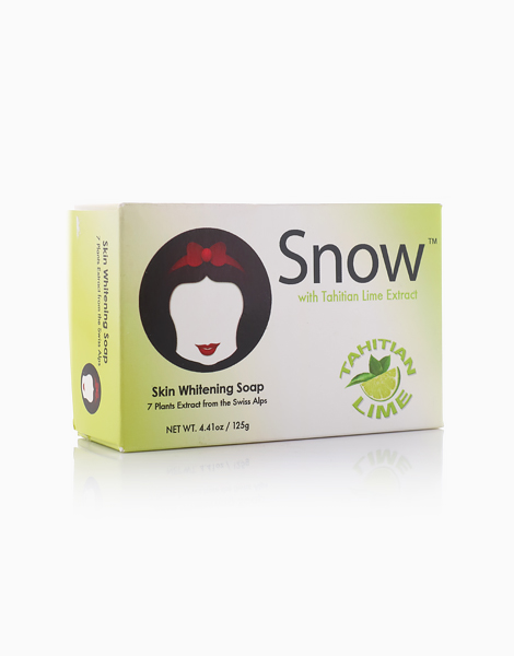 Snow Skin Whitening Tahitian Lime Soap by Snow