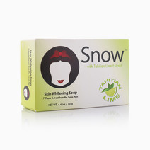 Whitening Lime Soap by Snow