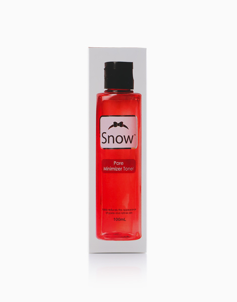 Snow Pore Minimizer Toner by Snow