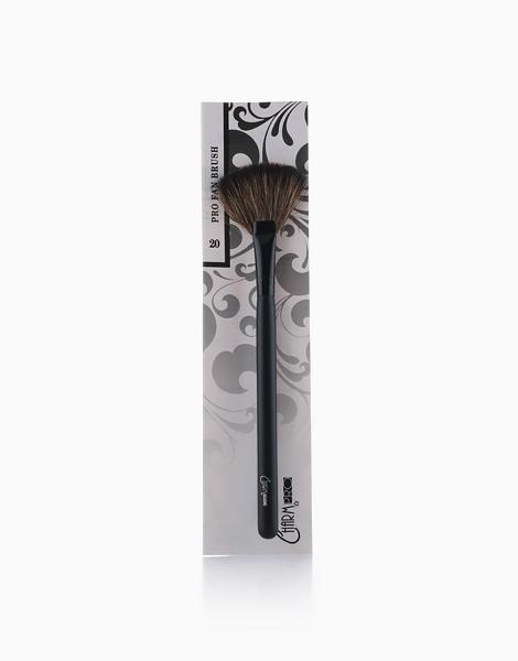 PRO #20 Fan Brush by Charm