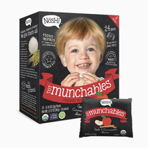 Apple Cinnamon Organic Vegan Tot Munchables by Nosh!