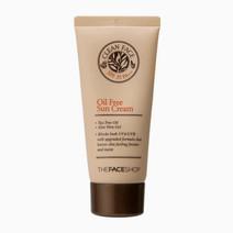 Tfs clean face oil control sun cream spf35pa