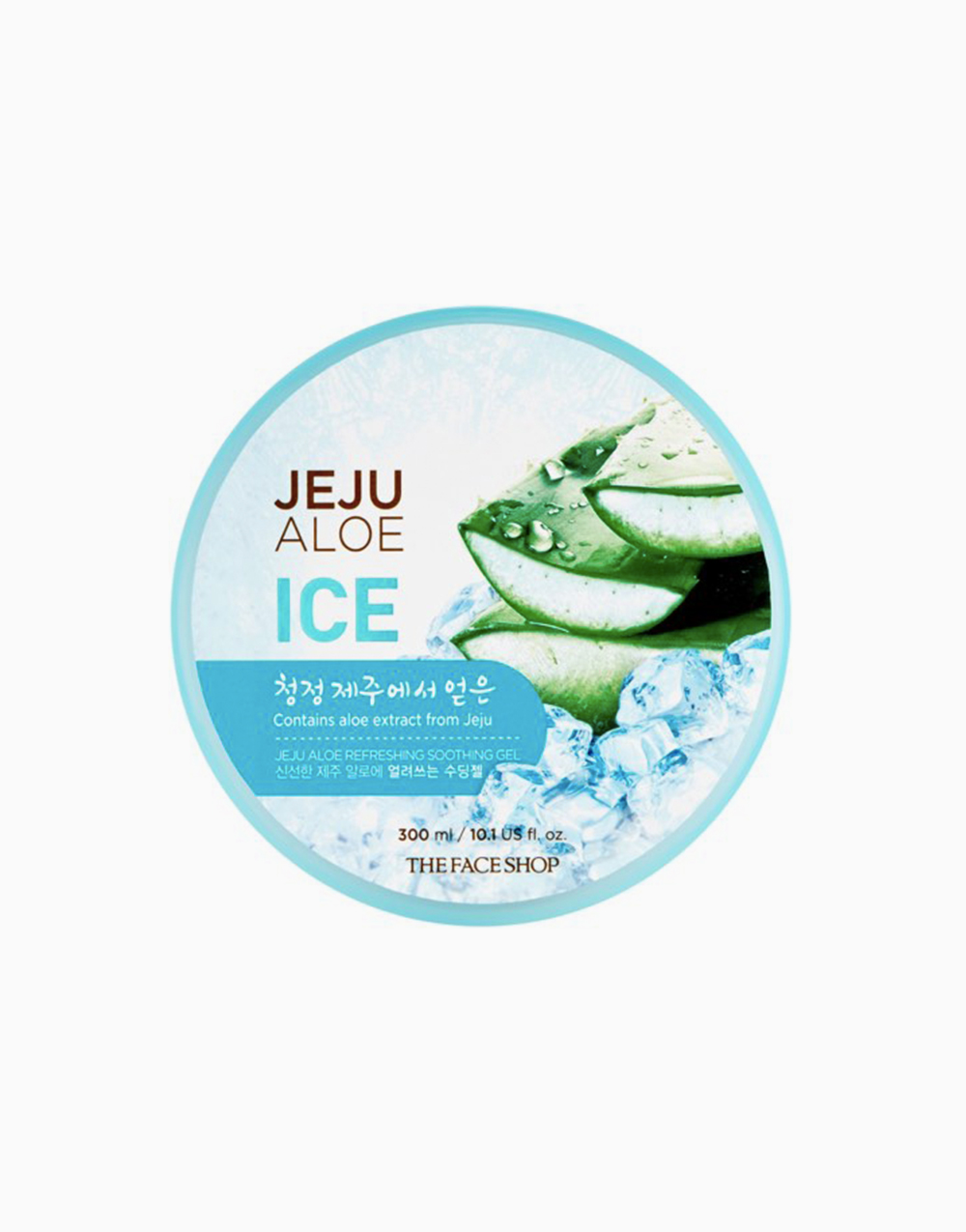 Jeju Aloe Refreshing Soothing Gel by The Face Shop
