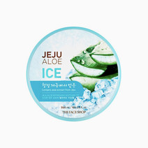 Tfs jeju aloe refereshing soothing gel