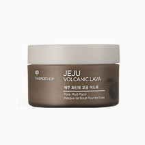 Jeju Volcanic Lava Pore Mud Pack by The Face Shop